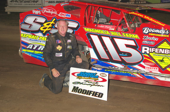 2015 Modified Champion: Ken Tremont Jr.
