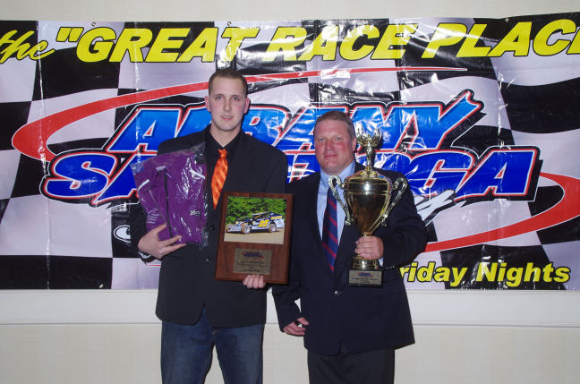 2013 Sportsman Champion Jeremy Pitts