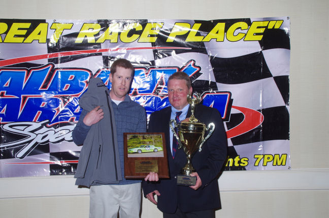 2013 Street Stock Champion Bill Duprey