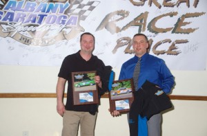4 Cylinder Champions Steve Ryan (dual cam) and Mike Parodi (single cam)